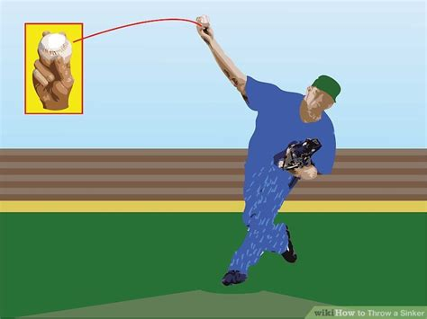 How To Throw A Sinker 10 Steps (with Pictures) Wikihow