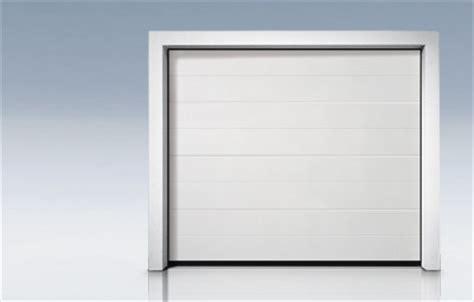 porte de garage sectionnelle normstahl superior 42 et superior 42 mp2 services