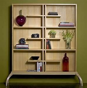 innovative wooden bookshelf design – Plushemisphere
