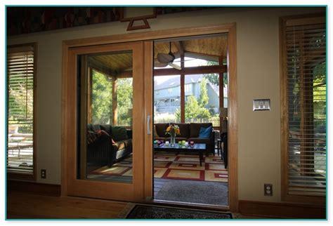 pella french patio doors  screens