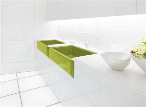 green kitchen sink top 5 kitchen design trends of 2015 1433