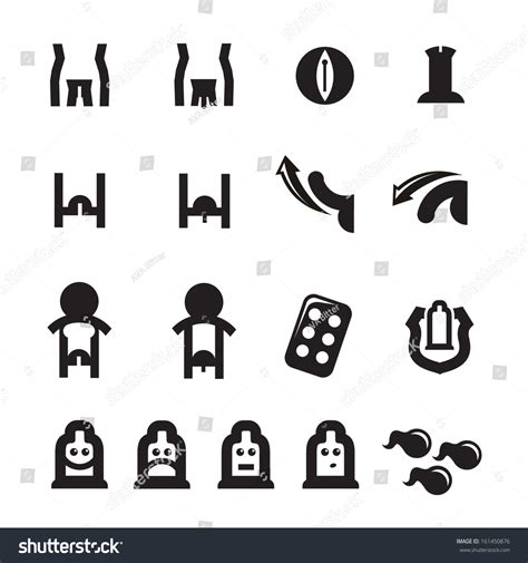 Safe Sex Vector Format 161450876 Shutterstock