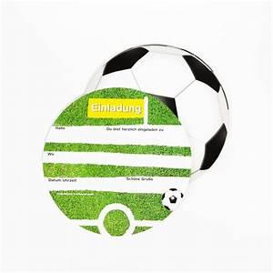 Einladungskarten Fussball, 6 Stück online kaufen Tambini