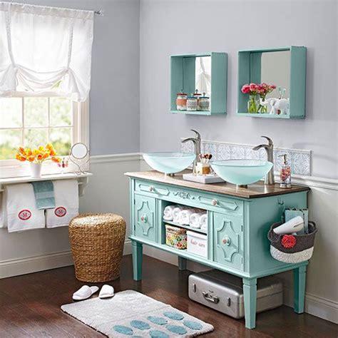 14 Ideas For A Diy Bathroom Vanity  Dining Room Buffet