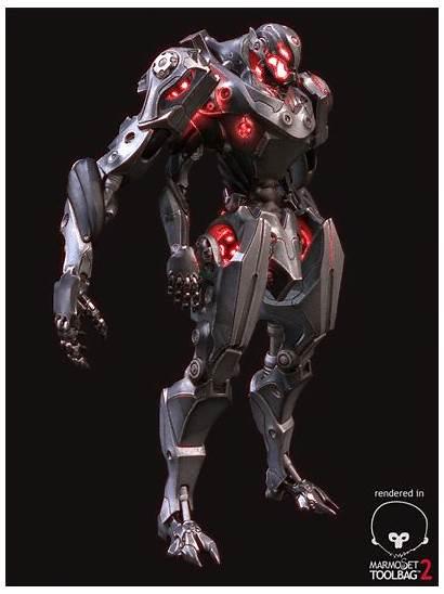 Ultron Robot Concept Futuristic Robots Suit Google