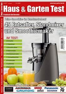 Haus Garten Test : haus garten test 4 2017 das testmagazin mit tests und ratgebern ~ Orissabook.com Haus und Dekorationen