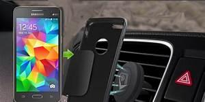 Support Aimant Telephone Voiture : support voiture pour samsung galaxy grand prime top 5 nous testons ~ Voncanada.com Idées de Décoration