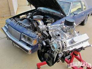 1984 Buick Regal Engine Swap