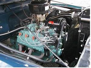 Paint Code For 1953 F100 V8 239 Engine