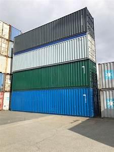 40 Fuß Container In Meter : 40 fuss high cube seecontainer ~ Whattoseeinmadrid.com Haus und Dekorationen