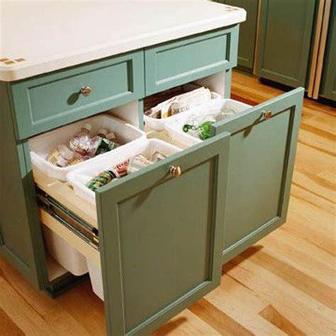 kitchen bin storage solutions kj 248 kken 248 y funksjonell tralle build daily 5121