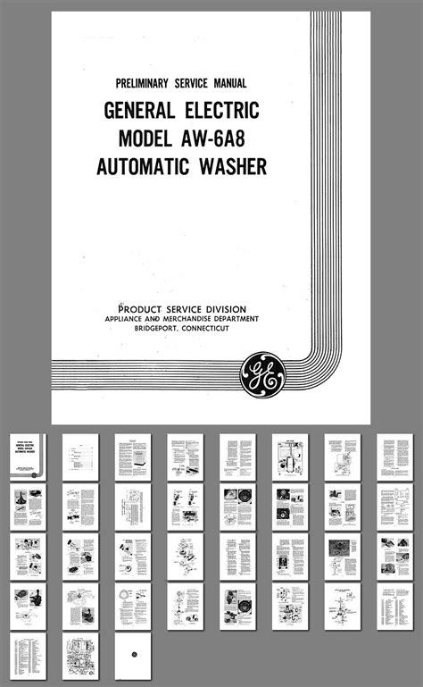 general electric washer model number wwjsrb manual