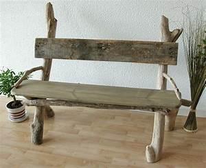Planche De Bois Flotté : banc en bois flott et planches de r cup ration nature ~ Melissatoandfro.com Idées de Décoration