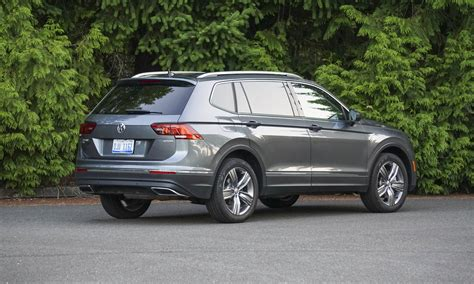 Volkswagen's tiguan is a european take on an american classic—the suv. 2020 Volkswagen Tiguan 2.0T SEL 4Motion: Review ...