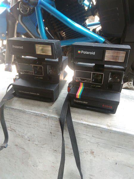 jual camera polaroid  antik jadul  lapak debay comp