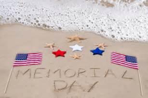 Memorial Day Weekend Beach