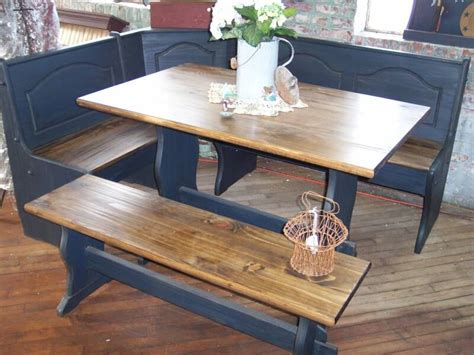 Simple Kitchen Nook Tables-all About House Design