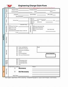 Best photos of change order request form template for Engineering change order template