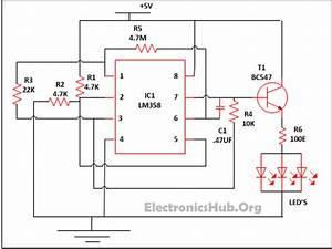 Led Dimmer Schaltung : led lamp dimmer project circuit diagram and working elektro ~ Eleganceandgraceweddings.com Haus und Dekorationen