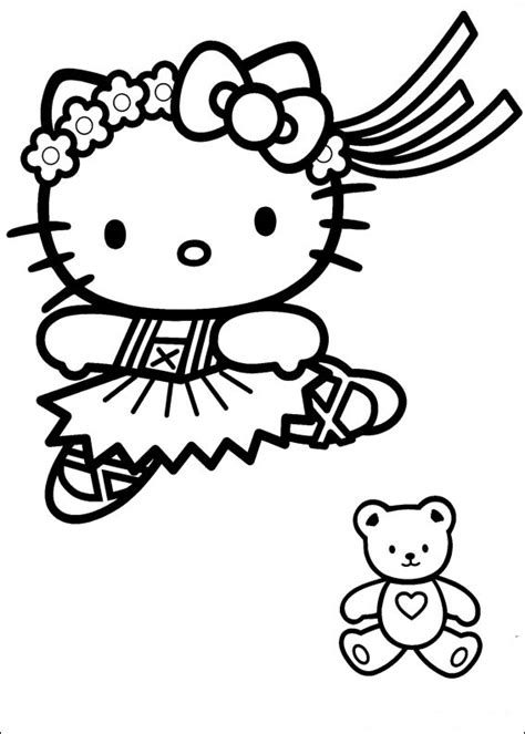 fun coloring pages hello coloring pages