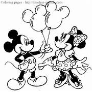 Mickey mouse printable...Mickey Mouse Coloring Letters