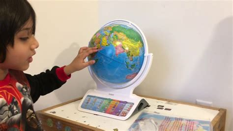 Interactive Smart Globe Fun And Review With Wireless Smart
