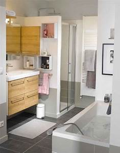 implantation salle de bain 5m2 salle de bain idees de With implantation salle de bain 6m2