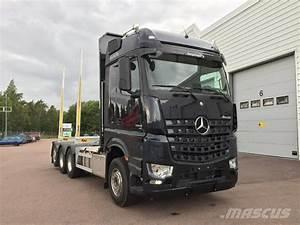 Mercedes Benz Arocs : used mercedes benz arocs 3263 timmerbil 8x4 logging trucks ~ Jslefanu.com Haus und Dekorationen