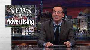 Native Advertising: Last Week Tonight with John Oliver ...
