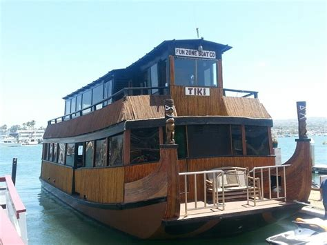 Balboa Boat Cruise by Tiki Boat Balboa Island Ca Wana Race Or Cruise