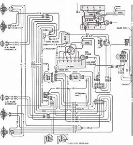 Wiring Diagram  1970 Chevelle Ss Dash