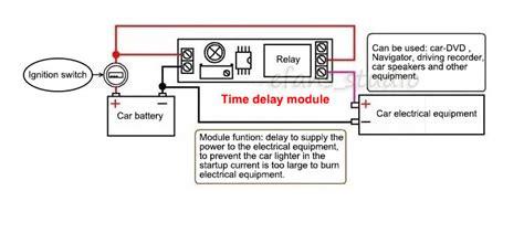 dc5v 12v adjustable delay turn switch timer relay module digital led display ebay