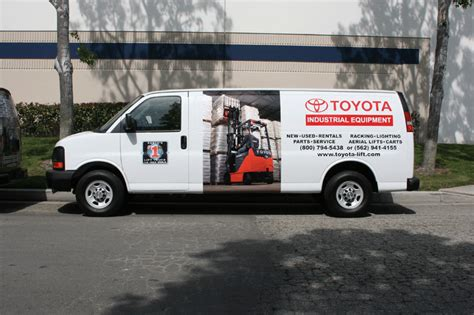 partial vehicle wraps  iconography long beach orange