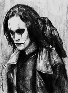 Portrait of Brandon Lee by Olarek on Stars Portraits - 1