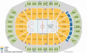 Gila River Arena Glendale Tickets Schedule Seating