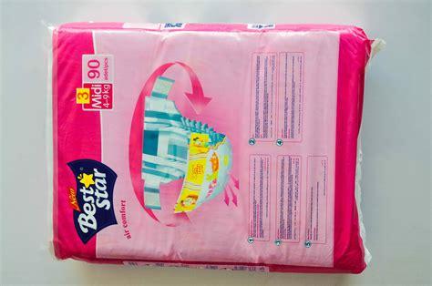 Best Star Baby Diapers Midi 4 9 Kg 90pcs Kasha