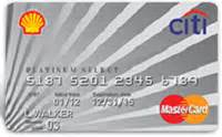 The standard rebate is $0.10. Shell Platinum Select MasterCard Review: Credit of 10¢-20¢ Per Gallon - Bank Checking Savings