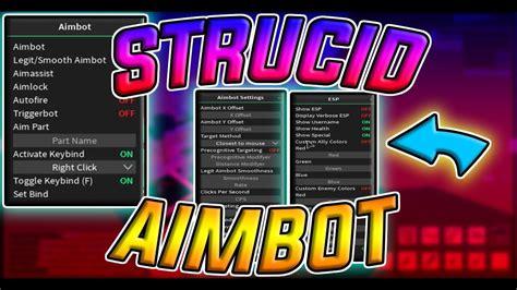 script strucid aimbot bot trigger esp phantom