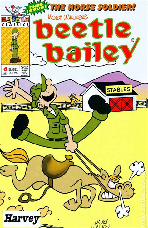 beetle bailey  harvey comic books