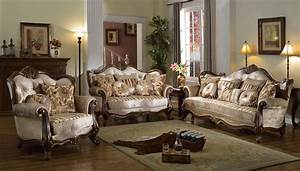 The Silvestro Formal Living Room Collection - living room