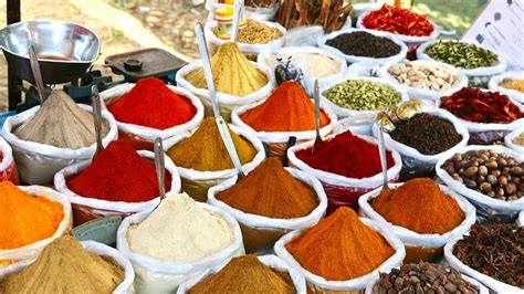 cuisine la food tourism in india tourism in india