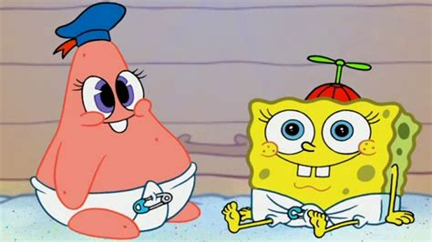 Baby Spongebob Squarepants & Patrick Game For Kids