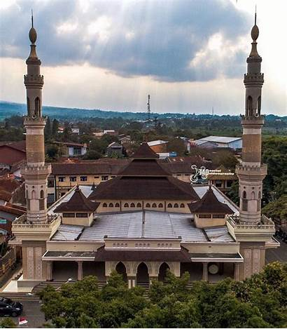 Masjid Darussalam Agung Temanggung Gambar Kaynak Cdninstagram