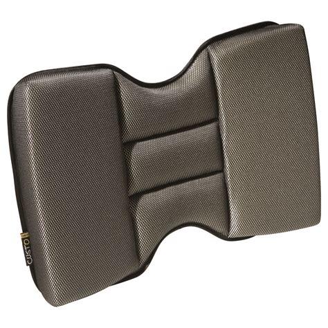 siege en forme de cale dos spécial mal de dos pour le confort en voiture