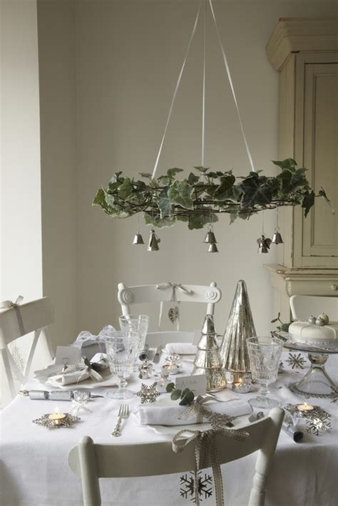 Elegant Christmas Table Decorations by A French Finishing Touch For Your Christmas Table