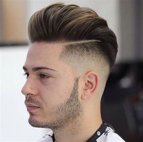 latest hairstyles for round faces men