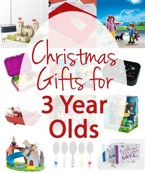 28 best christmas gifts for a 3 year ultimate holiday