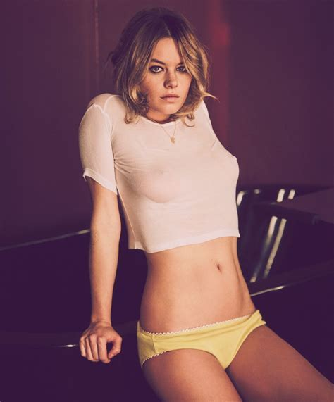 Camille Rowe Nude Photos Thefappening
