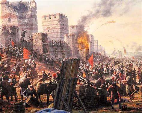 Ottomans Capture Constantinople by Sfakia Crete Greece History Part 3