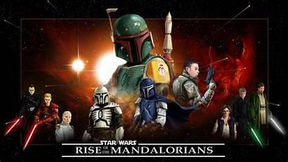 Mandalorian Wars Wallpapers Empire Mobile Mandalorians War